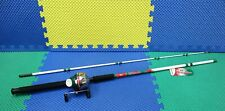 """Zebco El Pescador 7' 0"""" Spin Casting Combo Pre-Spooled ESP606702MH NS4"""