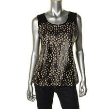 Alfani Polyester Sleeveless Tops & Blouses for Women