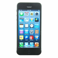 Smartphone Apple iPhone 5 - 16 Go - Noir & Ardoise