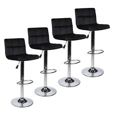 Astounding Chrome Dining Room Modern Bar Stools For Sale Ebay Bralicious Painted Fabric Chair Ideas Braliciousco