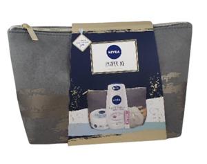 Nivea Pamper Me Gift Set Wash Bag Pampering Treats