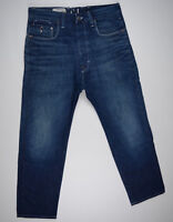 G-Star Raw Jeans 'HANK LOOSE' MEDIUM AGED W32 L29 EUC RRP $289 Mens
