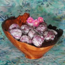 1 RED TOURMALINE QUARTZ Tumbled Stone - Consciously Sourced Healing Crystals