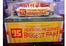2015 D23 EXPO DISNEY CARS LIGHTNING MCQUEEN'S BIGGEST FAN LE 1000 BIG AL MATTEL