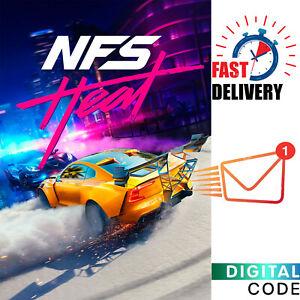 Need for Speed Heat - PC EA Origin Digital Key - English Only - Global