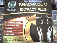 Sex Enhancer Krachaidum Extract Plus 'Strong' 1x10 caps Harder Longer Erection