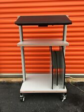 AGFA CR Workstation Cart