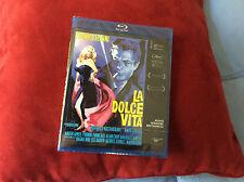 LA DOLCE VITA  di Federico Fellini (1960) BLURAY