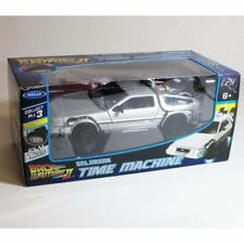 Welly 2241FV Back to the Future BTTF 2 Flying Version Delorean 1:24 Model Car