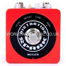 Mooer Spark Series Spark Distortion Guitar FX Pedal  Stomp Box - BRAND NEW
