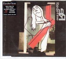 (AU709) Redefine, Jennifer Cried - 2002 CD