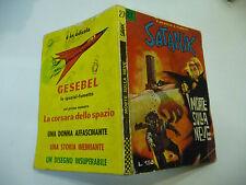 """SATANIK NR 27"""" MORTE SULLA NEVE""""- Fumetto MAGNUS Ed.CORNO Genn 1966"""" A0"""