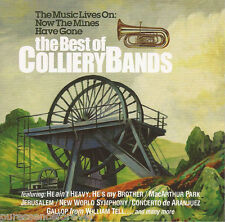 V/A - Music Lives On Now The Mines Have Gone: Colliery Bands (UK 15 Tk CD Album)