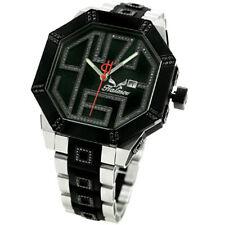 Haimov Watch TT3 2.17CT OF Black Diamonds, -67.5%