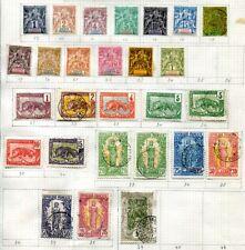 CONGO 1892-1917 * und gestempelte schöne ALTE SAMMLUNG (67650c