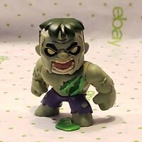 Funko Mystery Minis Booblehead Marvel Zombies Zombie Green Hulk Figure Loose