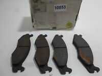 Set Pills Front Brake Pads Front Disk Brake Pad JEEP Cherokee 1988