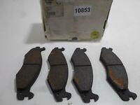 Set Tabletas Pastillas Freno Delanteros Front Desc Brake Pad JEEP Cherokee 1988