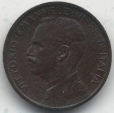 1916 ITALIA CENTESIMO di LIRA   pochi centesimi 2 Libbre (I3)