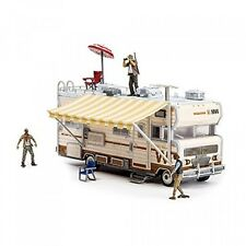 McFarlane Toys Construction Sets The Walking Dead TV Dale's RV Set, New
