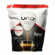 96 CAPSULE CAFFE' KIMBO MISCELA ESPRESSO NAPOLI UNO SYSTEM