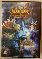 Upper Deck World of Warcraft Trading Card Game Hero's Of Azeroth Starter Deck.