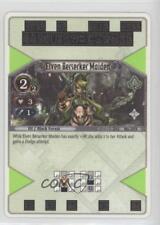 2007 The Eye of Judgement Battle Card Game Base #059 Elven Berserker Maiden 2ic