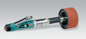 """Dynabrade Dynastraight 6"""" Extension Air Finishing Tool 1.0 HP 6000 RPM"""