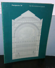 Perspecta 18: Yale Architectural Review Surrealism Le Corbusier Robert Guillot