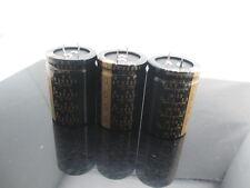 2PC Nichicon Gold Tune TYPE II KG 10000uf 50v 10000mfd audio Capacitor cap