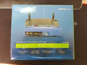 Linksys WRT54GL 54 Mbps Wireless-G WiFi Router