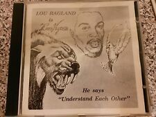 lou ragland understand each other  CD