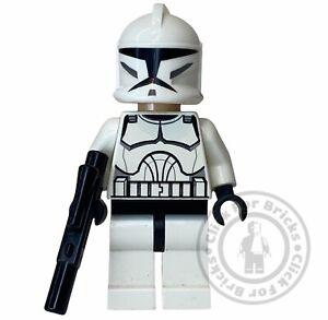 LEGO Clone Trooper From 10195 7681 7679 8014 8019 8018 7675 Star Wars - sw0201