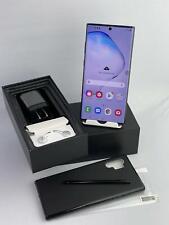 Samsung Galaxy Note 10 Plus 5G SM-N976V 256GB Aura Black! Verizon+GSM Unlocked!