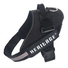 Heritage No Pull Power Harness Adjustable Reflective Dog Safety Walking Training