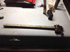 1966 fomoco Lincoln Continental spare tire trunk bumper jack tool 66