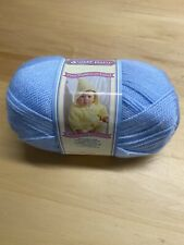 Bernat Softee Baby Yarn - Pale Blue