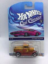 Hot Wheels Cool Classics '29 Ford Pickup 2013