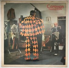 CARAVAN CUNNING STUNTS LP DECCA UK 1975 FAST DISPATCH