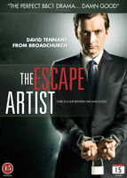 The Escape Artist DVD David Tennant (Dr.Who) Movie Gift Idea Film UK