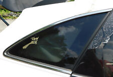 2007 08 09 10 11 12 Hyundai Veracruz Passenger Rear Quarter Panel Glass OEM