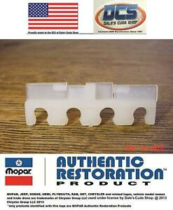 1969 1974 Chrysler Plymouth Dodge 383 400 440 Plug Wire Loom Valve Cover Clip