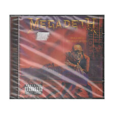 Megadeth CD Peace Sells But Who's Buying / Capitol EMI ‎Sigillato 0724359862422