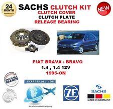 für Fiat Brava Bravo 1.4 1995-on SACHS 3-tlg. Kupplungssatz OE-Qualität