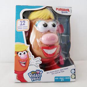 Classic Mrs. Potato Head Playskool Friends NIB