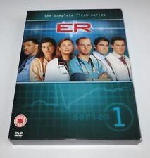 ER : Season 1 - R2 - DVD - 1994 - edc