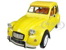 1979 CITROEN 2CV 6 CLUB MIMOSA YELLOW 1/18 DIECAST CAR MODEL BY NOREV 181496