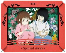PAPER THEATER / Spirited Away PT-169 NEW Japan import