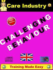 Challenging Behaviour in the Care Industry Health and Safety Training Made Easy