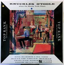 Plays His Honky Tonk Piano : Knuckles O'Toole